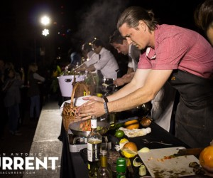 Festive Moments From San Antonio Flavor 2016